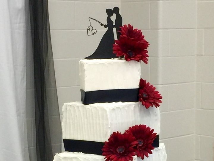 Tmx 1491871676497 Img2337 Tulsa, Oklahoma wedding cake