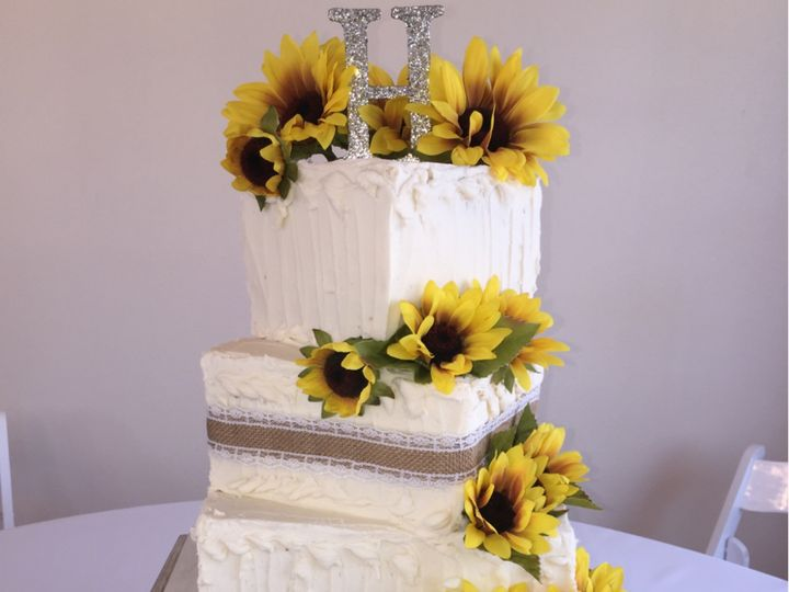 Tmx 1491871742677 Img3585 Tulsa, Oklahoma wedding cake