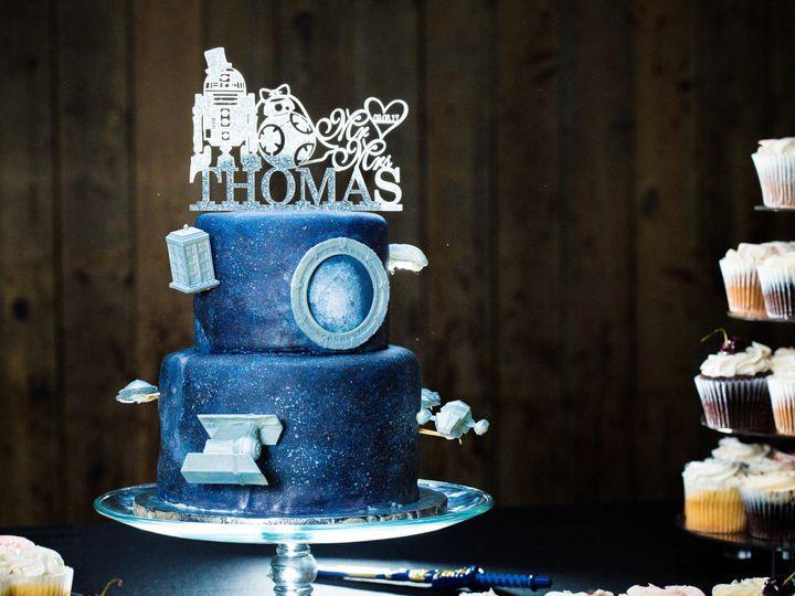 Tmx 1505936011749 Galaxy4 Tulsa, Oklahoma wedding cake