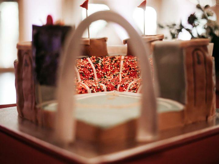 Tmx 1507410586256 0425f67f Af43 4fc5 8d7f E289e557107c Tulsa, Oklahoma wedding cake
