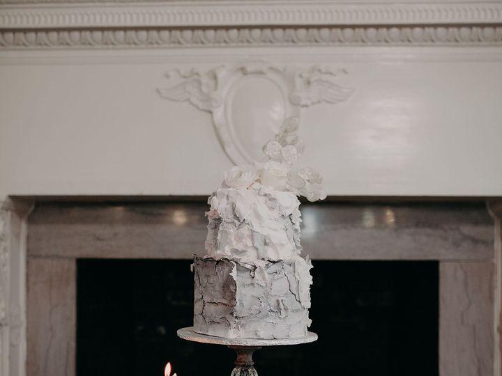 Tmx 1523544085 722d1788df1c3cb4 1523544062 Fa5eb3f5101c7763 1523544058697 2 BlushStyledWedding Tulsa, Oklahoma wedding cake