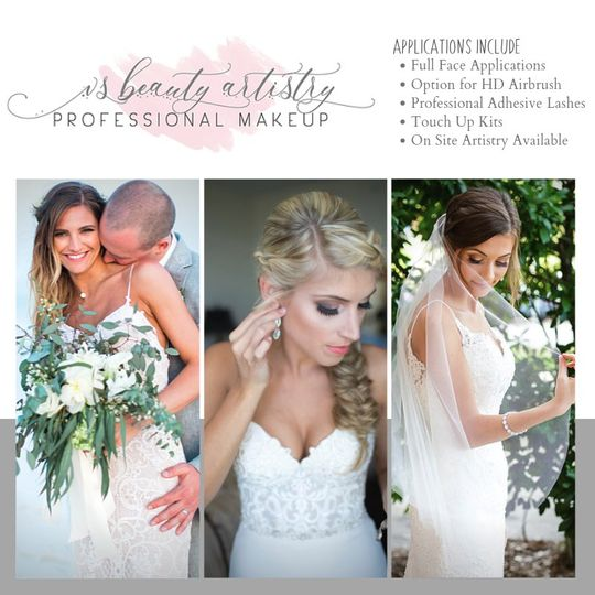 Victoria Smith Beauty Makeup Artistry