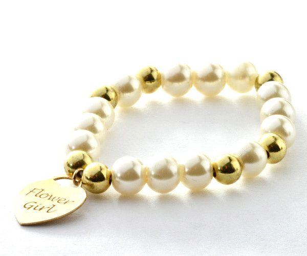 Tmx 1404931652728 Flower Girl Bracelet Buffalo wedding favor