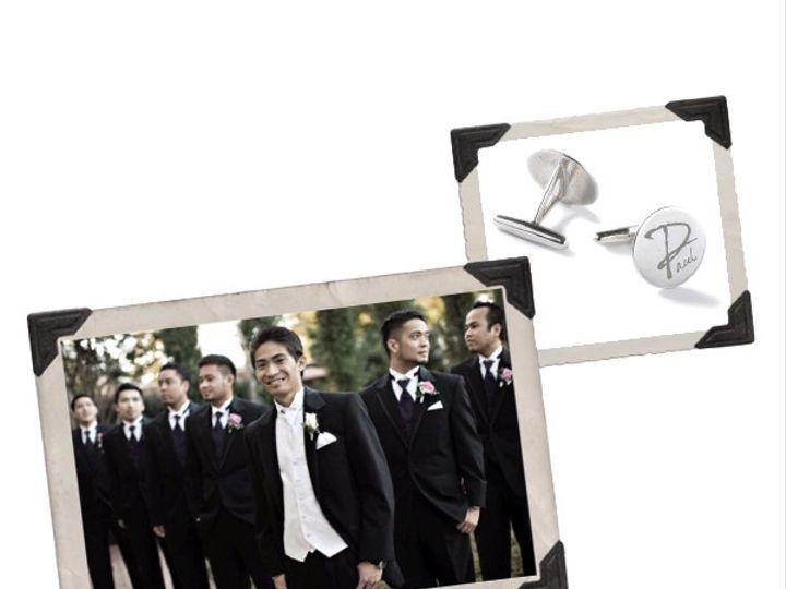 Tmx 1424808863505 Round Cufflinks 13mm Sterling Silver 506065 Q1 Buffalo wedding favor