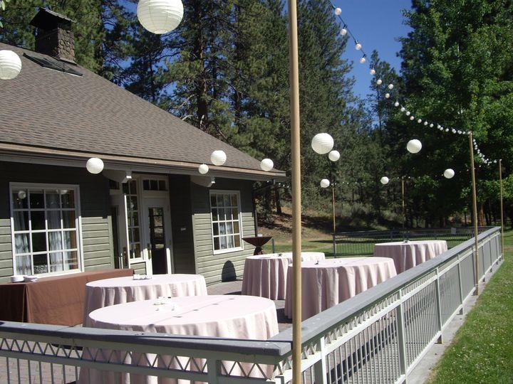 Tmx 1388952284805 Aspenhalldec Redmond wedding rental