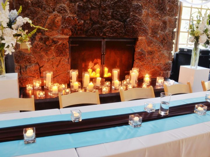 Tmx 1388952350362 Centerpiece 2 Aspe Redmond wedding rental