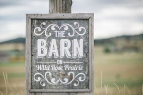 The Barn on Wild Rose Prairie