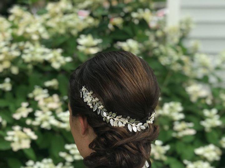 Tmx 1534639559 1c0d1e974634ae2c 1534639556 66c109ef60bb6ef0 1534639549577 1 IMG 2695 Uxbridge, MA wedding beauty