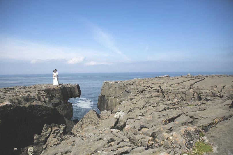 West of Ireland Elopement