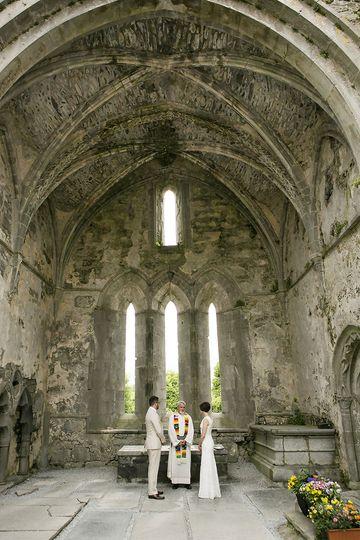 Ancient Ruins Elopement