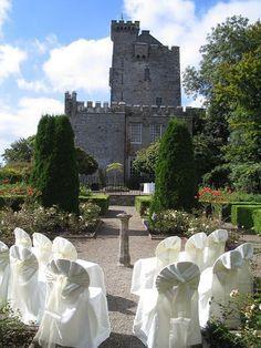 Fairytale Irish Castle Wedding