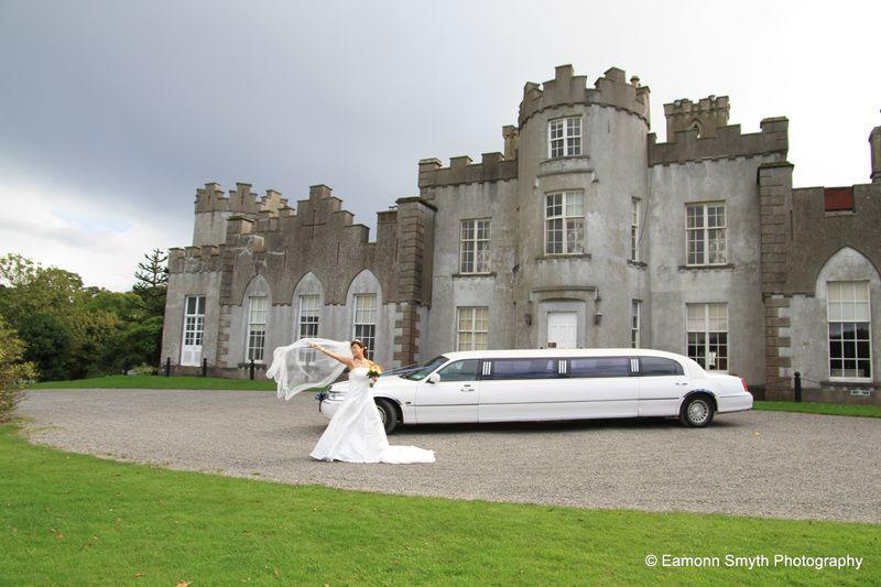 Irish Castle Elopement