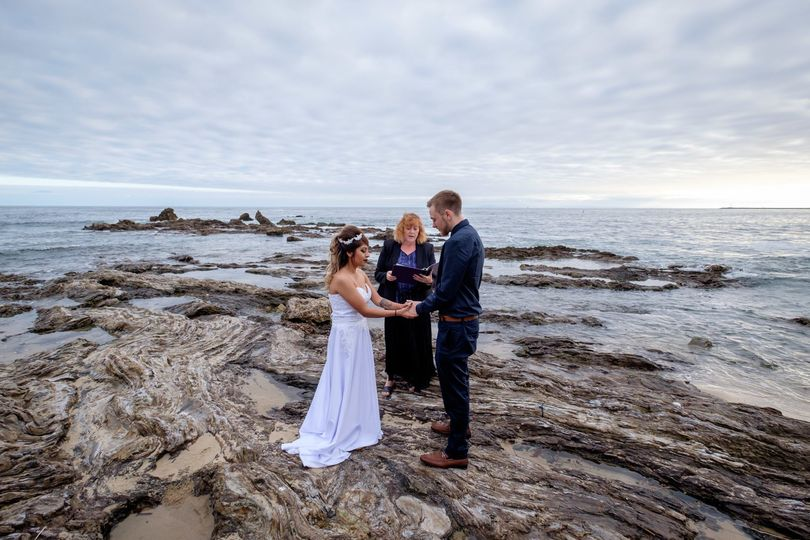 Dulce and Steven awesome elopement in Laguna.