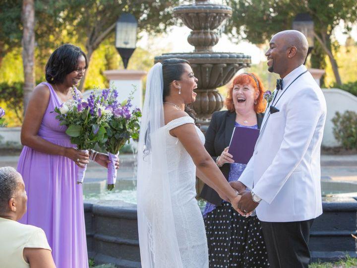 Adorable couple, fun Wedding!