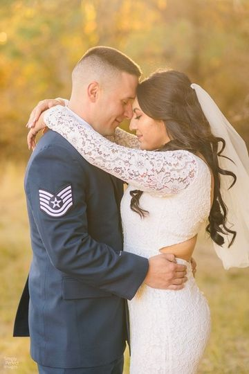 Big Bear military elopement