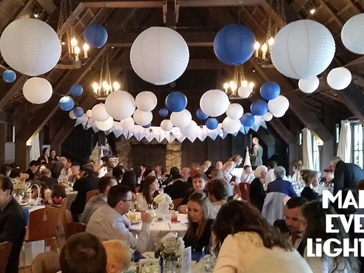 Tmx 1501856330360 Paper Lanterns At The Outdoor Art Club Mill Valley, California wedding eventproduction
