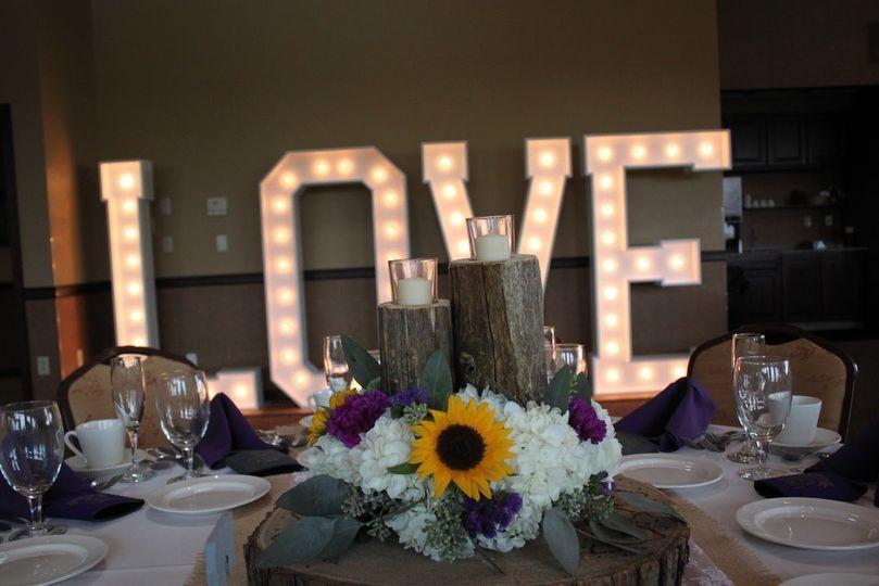 hamilton wedding marquee