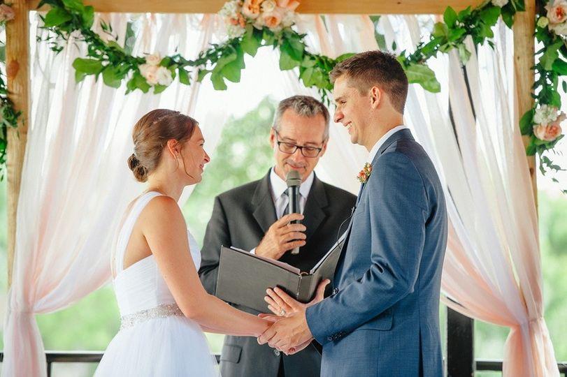 Heartwarming ceremony