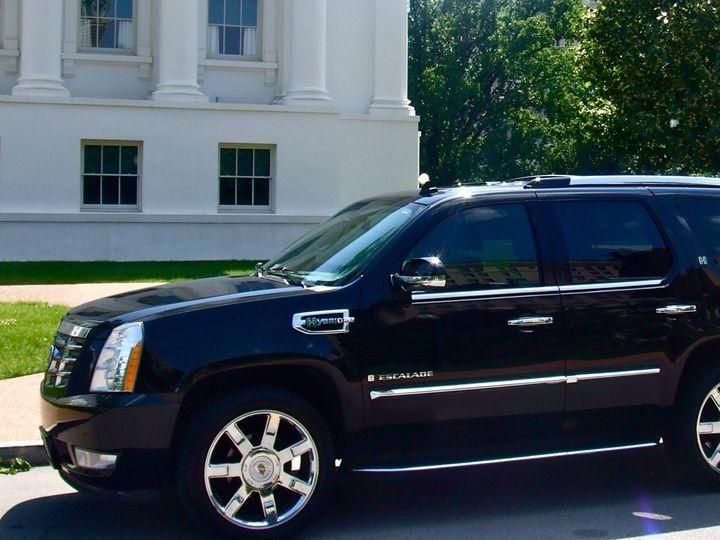 Tmx 1458584141963 Hybrid Escalade Richmond wedding transportation
