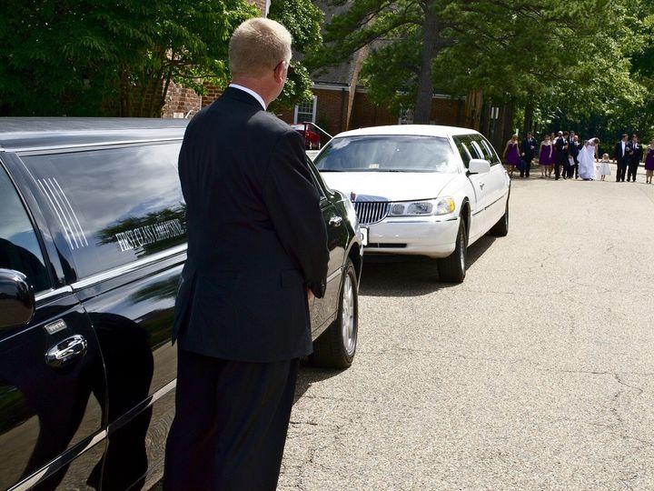 Tmx 1458584304528 Black  White Limousines Richmond wedding transportation
