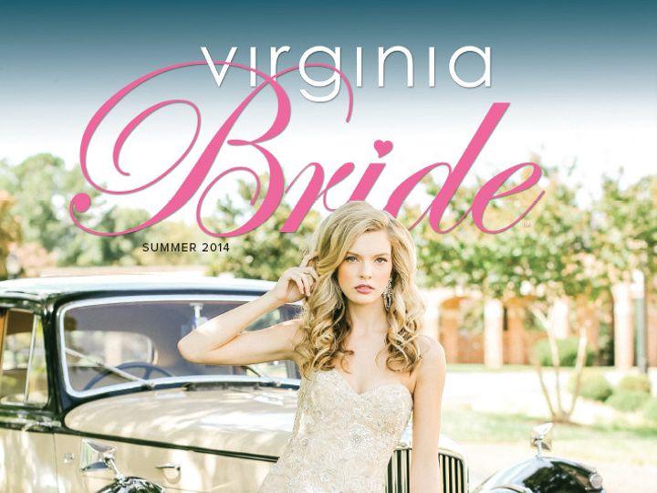 Tmx 1458584316434 Vabride  Summer 2014 Cover Richmond wedding transportation