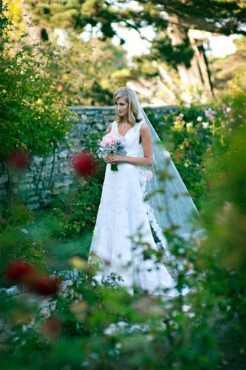 La Mirada Rose Garden