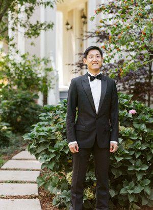 black tie rustic wedding dress1 2
