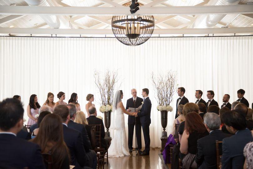 The Grand Ballroom Ceremony