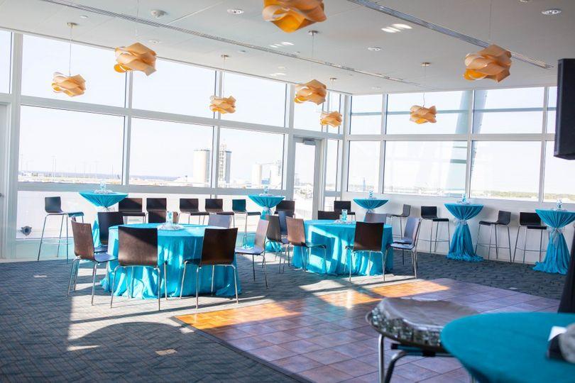Reception - 4th Floor
