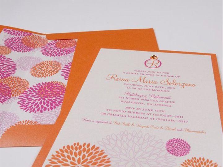 Tmx 1299488231804 PORT2 Buena Park wedding invitation