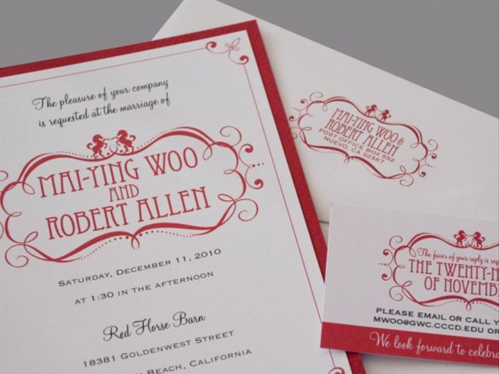 Tmx 1299488241148 PORT7 Buena Park wedding invitation