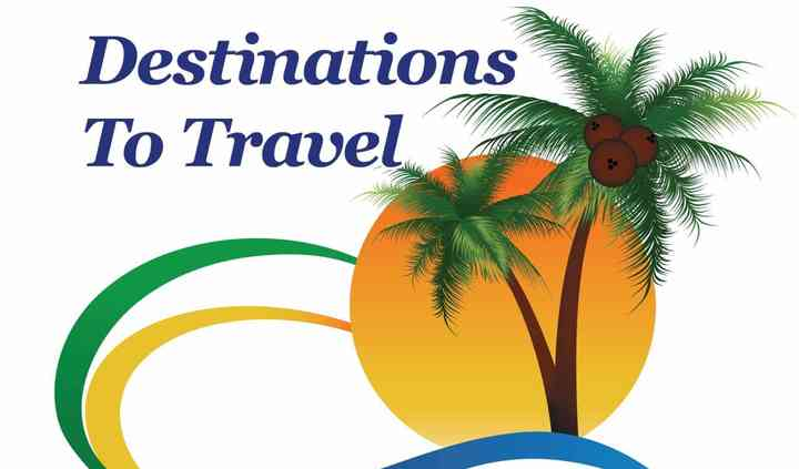 Destinations To Travel - Katie