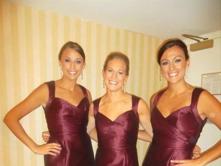Tmx 1515117707 F7b3d3bcf2df5d4e 1515117706 B4e7e217bf90208a 1515117706360 3 Allie  Bridesmaids Whitehouse Station, NJ wedding beauty