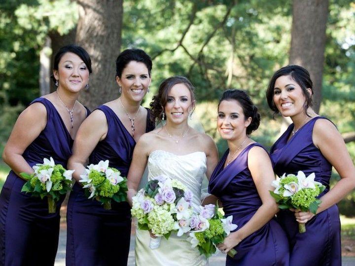 Tmx 1515117771 2b1951b0c5bd4059 1515117770 1cb2c6f3e3f7391e 1515117769762 5 Jill  Bridal Party Whitehouse Station, NJ wedding beauty
