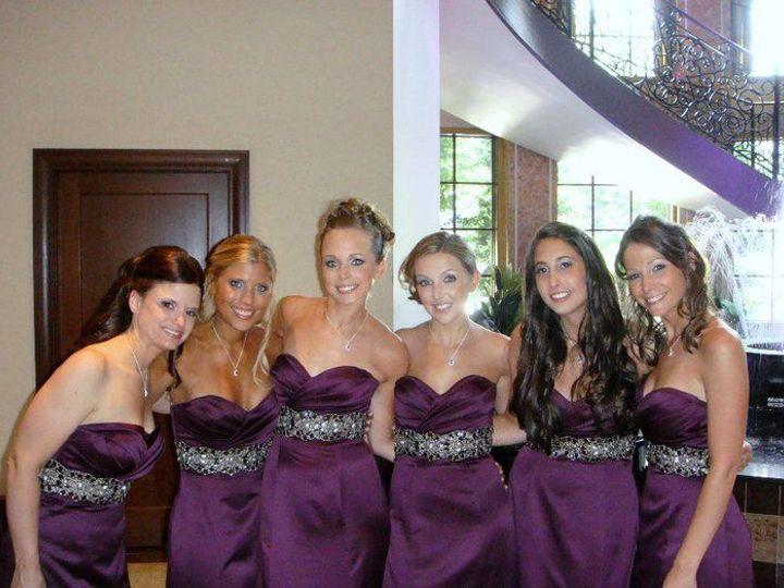 Tmx 1515117804 C1532a73d80aa4db 1515117803 98cfe00c6a2af948 1515117803333 7 Tracy S Bridesmaid Whitehouse Station, NJ wedding beauty