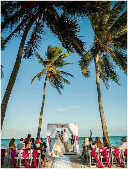 Weddings and Honeymoons by AlSol Resorts Desire wedding packageContact