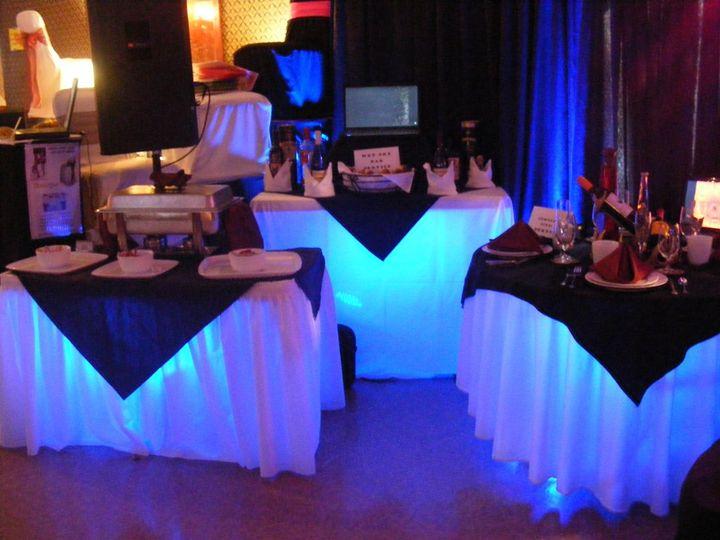 Tmx 1357793471791 Bridalshowboothuplighting Bloomingdale wedding dj