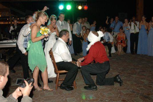 Tmx 1357793809187 Garterjoke4 Bloomingdale wedding dj