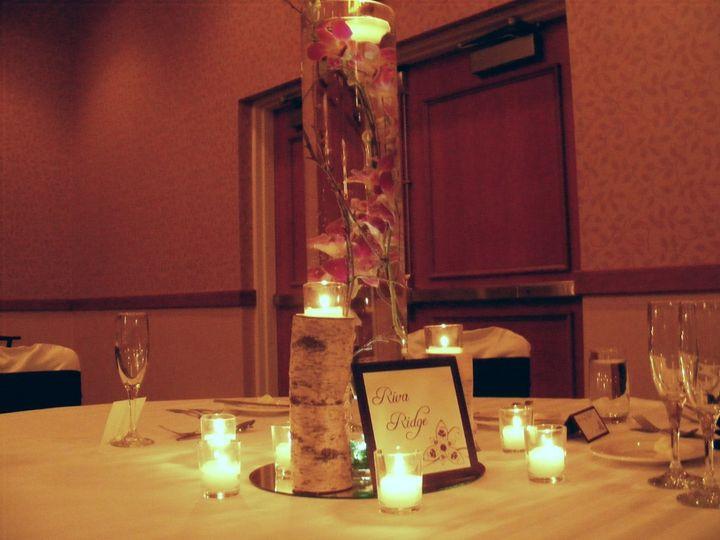 Tmx 1357793860179 Weddingtableset Bloomingdale wedding dj