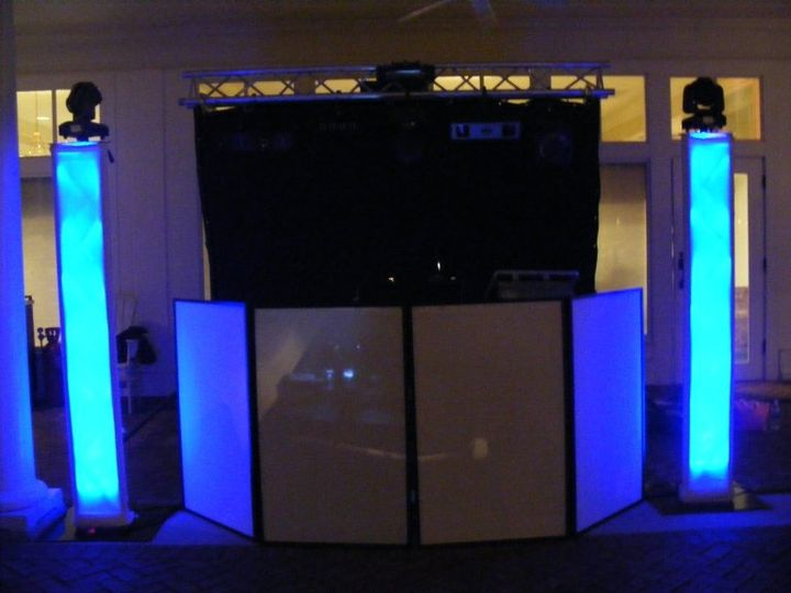 Tmx 1357798612429 BlueUplights Bloomingdale wedding dj