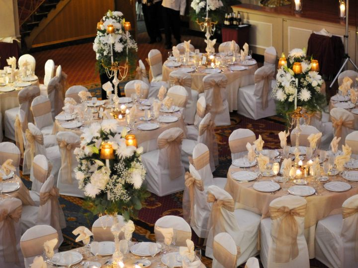 Tmx 1444402449672 Wedding Reception Decoration Ideas Black And White Bronx wedding rental
