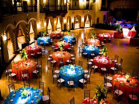 Tmx 1444404295035 Dinnerparty Multiplelinencolorswmahogonych Bronx wedding rental