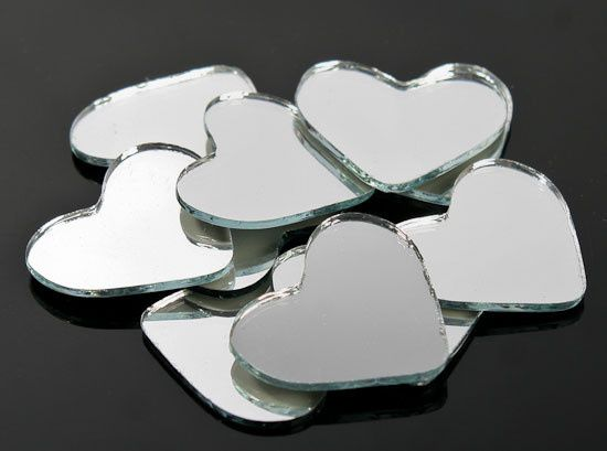 Tmx 1444404603746 1miniheartmirrors10pcs Bronx wedding rental