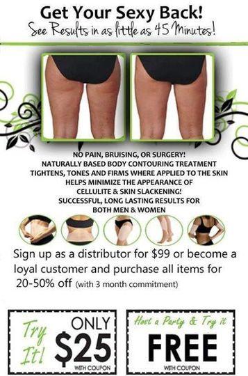It Works! NW Body Wraps by Becca - Beauty & Health