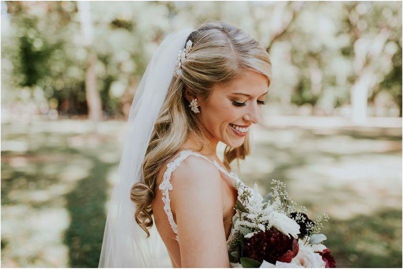 Perfect Bridal Makeup & Hair