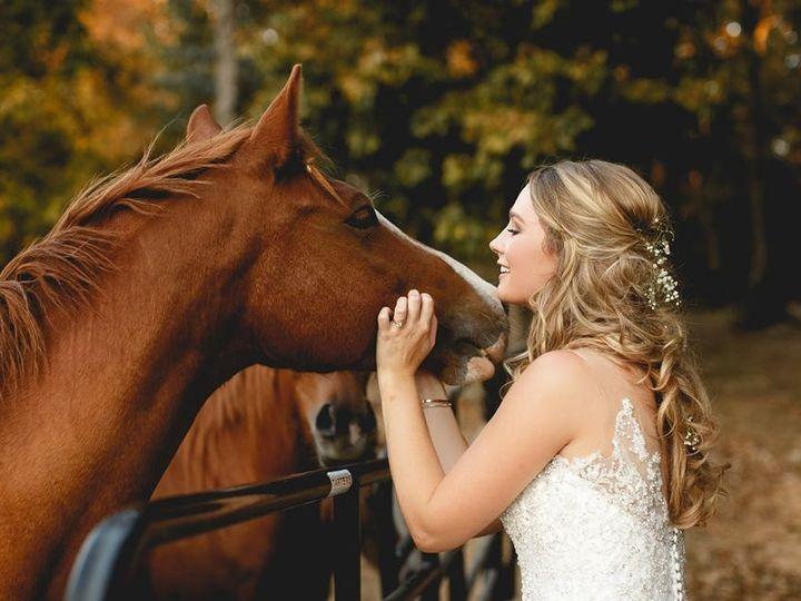 Tmx 1482361860817 Horsebridenashville Savannah, Georgia wedding beauty