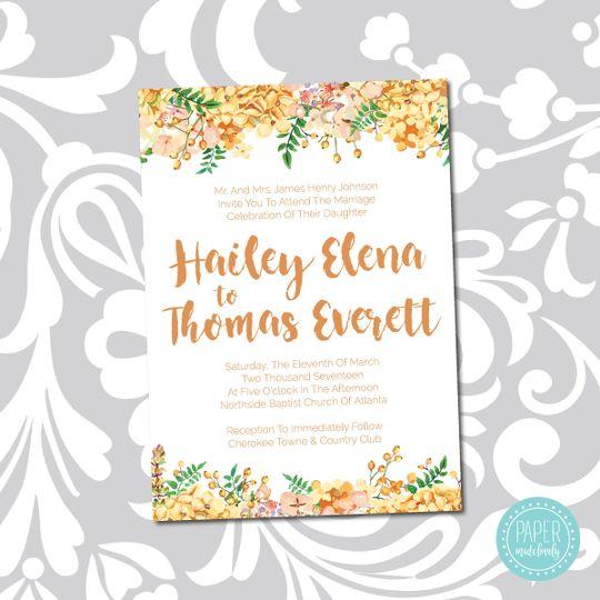 weddinginvitations haileywhite