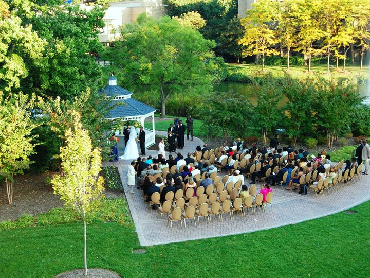 Tmx Outdoor Ceremony 51 71796 Alexandria, VA wedding venue