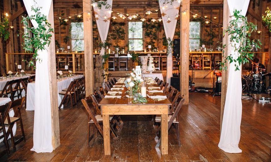 Reception in the Mill