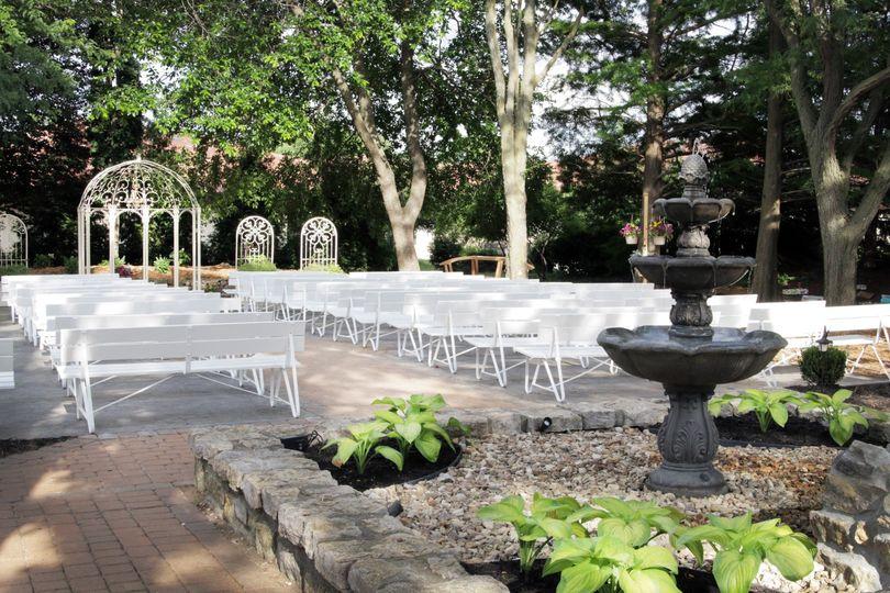 NEW - Garden Terrace